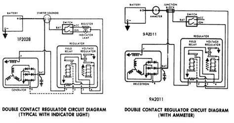 delco voltage regulator wiring diagram delco free engine