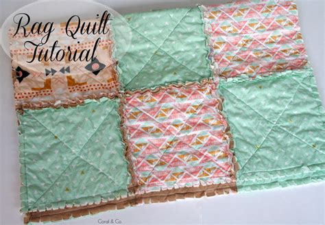 free printable rag quilt patterns rag quilt tutorial allfreesewing com