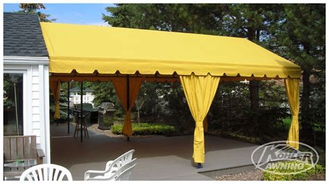 Patio Awning Frame A Frame And Arch Patio Awnings Kohler Awning