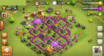 Coc th 6 base layout apps directories