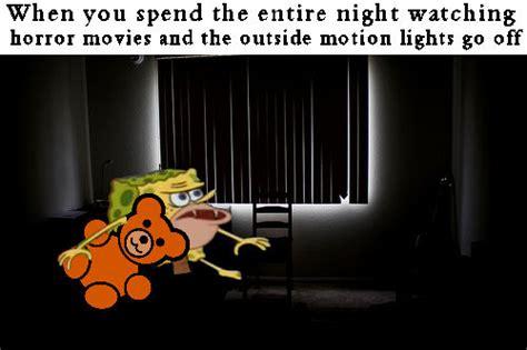 Spongebob Blur Meme