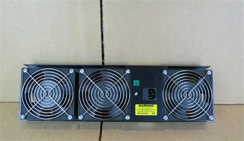 rack mount cooling fans integra 19 3u cooling cabinet 3 way rackmount fan