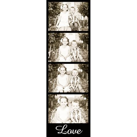Photostrip Template photo booth template set fototale designs
