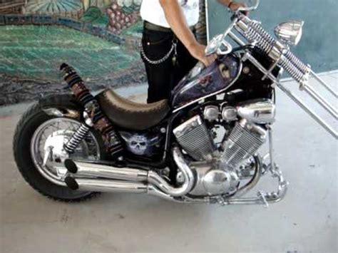 Motorrad Kaufen Ecuador by Motocicleta Yamaha Tipo Virago 535 Cc Modificada 1998