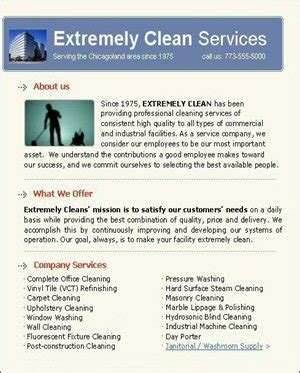 make money cleaning 101 flyer wording