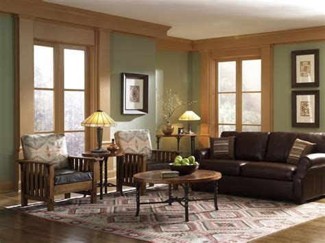 Craftsman Interior Colors by Interior Paint Color Combinations Slideshow