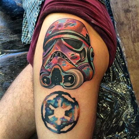 star wars tattoo design 50 amazing wars designs tattooblend