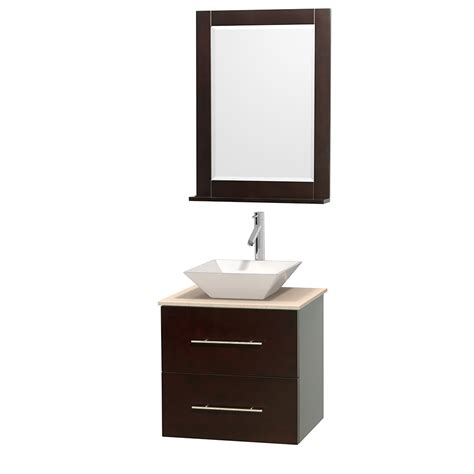 centra 24 in single vanity in white with solid surfacetop wyndham collection wcvw00924sesivd2wm24 centra 24 inch