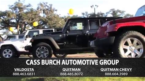 Cass Burch Jeep Cass Burch Can Get You In The Jeep Of Your Dreams