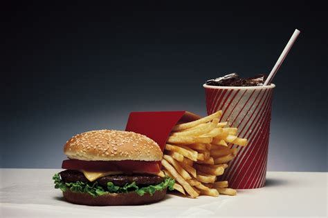 Fast Food Cutting Food losing weight by cutting out fast food healthy