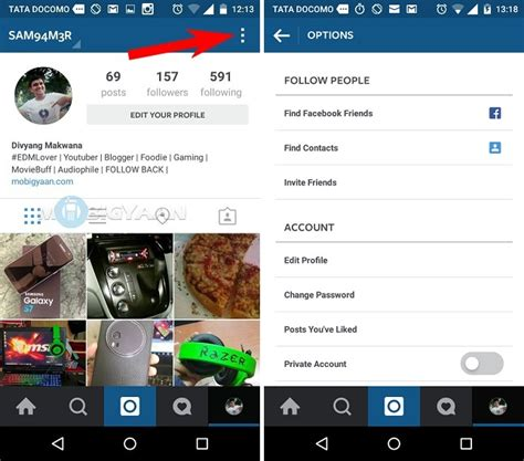 Find Instagram How To Clear Search History On Instagram Guide