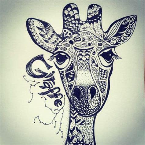 zentangle pattern giraffe giraffe zentangle doodle june 2014 wandering willow