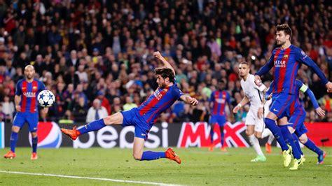 barcelona x psg mais que um jogo barcelona 6 x 1 psg esporte uol esporte