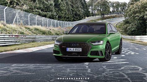 Audi Rs 8 by Design Et Pourquoi Pas Une Audi Rs 8