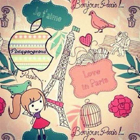 wallpaper garskin camera vintagorgeous love in paris limited wallpaper apple ga