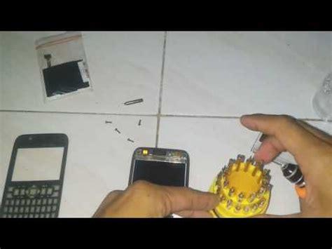 Hp Nokia E63 Batangan ganti lcd hp nokia e63