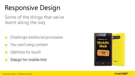responsive design workflow responsive design workflow