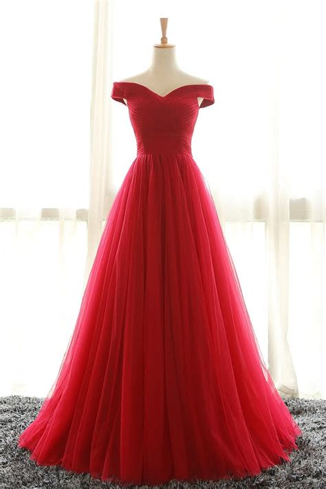 Light Purple 15 Dresses full length off shoulder sleeves red bridesmaid dresses