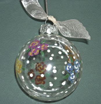 18 best photos of clear glass ornaments craft ideas