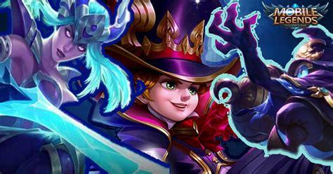 mobile legends bang bang harley mage genius first look 3 hero mage terkuat di mobile legends siapa jagoanmu