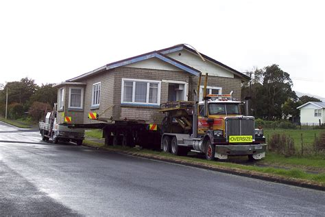 Moving Greet Fashion House moving house new zealand style this puts a new slant on th flickr