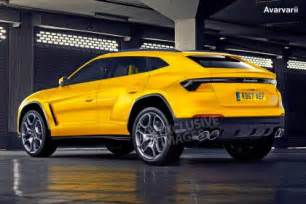 2017 Lamborghini Suv 2017 Lamborghini Urus Suv Shapes Up With 600bhp Auto
