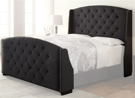 buying  upholstered head  footboard elites home decor
