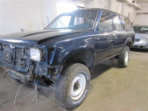 parting out 1991 toyota 4 runner stock 120098 tom s