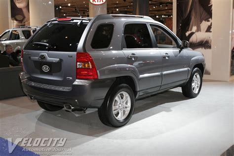 2005 Kia Sportage Picture Of 2005 Kia Sportage