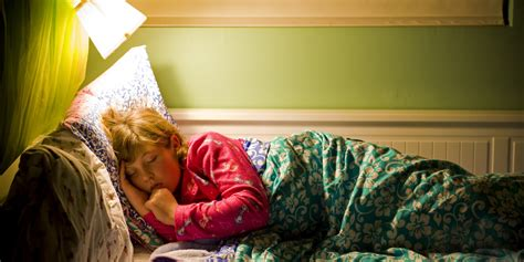 Light Sleep by How Leaving The Light On All Messes With Sleep