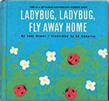 ladybug ladybug fly away home let s read and find out