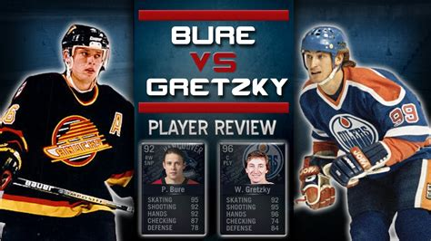 reset online stats nhl 15 nhl 15 hut legend player review bure vs gretzky youtube
