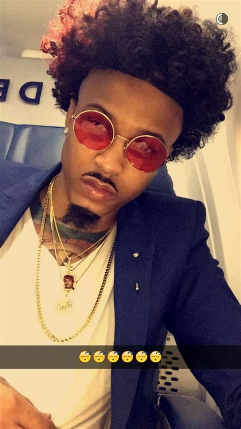 august alsina curls august alsina curly hair www imgkid com the image kid