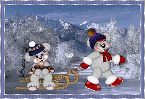 imagenes animadas invierno de invierno animadas imagui