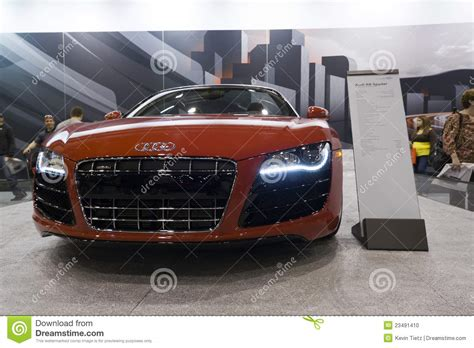 cartoon audi r8 audi r8 spyder 2013 model editorial image cartoondealer