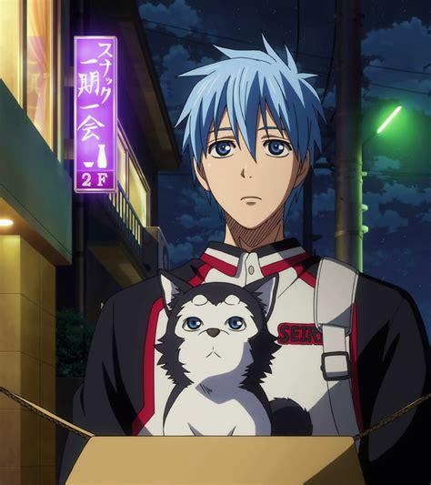 Shoo Anjing Anak Anjing Berbulu Putih Tity 7 karakter utama anime yang memiliki anjing peliharaan