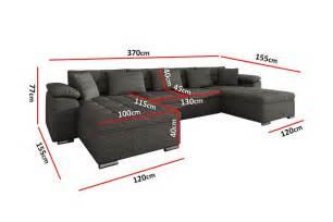 canap 233 panoramique convertible microfibre clea design