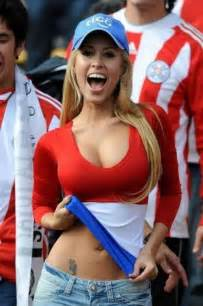 People are awesome new sexy cheerleader against paraguay
