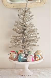 tree vintage ornaments 21 silver tree d 233 cor ideas digsdigs
