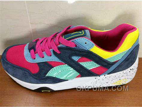 Trinomic R698 Pink trinomic r698 green pink blue price 108