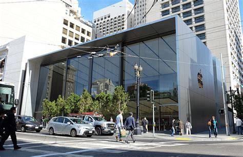 apple union square in photos apple s new global flagship store in union