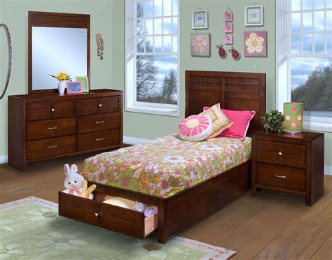 kensington bedroom set kensington burnished cherry youth platform storage bedroom