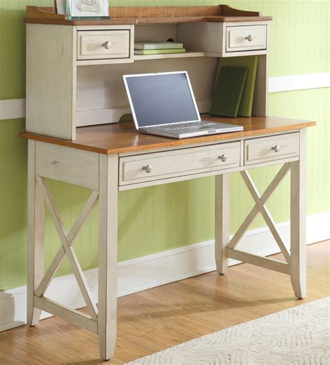 desk and hutch set liberty furniture ocean isle 303 ho dsk writing desk and