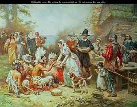 first thanksgiving wiki the first thanksgiving jean leon gerome ferris