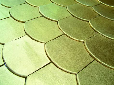 Ceramic Roof Tiles Ceramic Roof Shingle Squama Tile By Ceipo Ceramiche