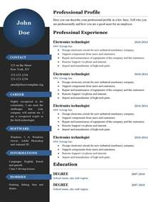 Beautiful Resume Template by New Resume Templates Resume Format Pdf