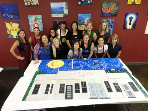 paint with a twist texarkana 14 best images about pwat team building events on