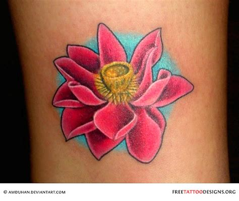 pink lotus tattoo 90 lotus flower tattoos