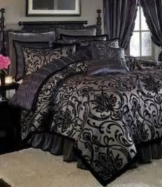 damask bedding decorate me pinterest beautiful