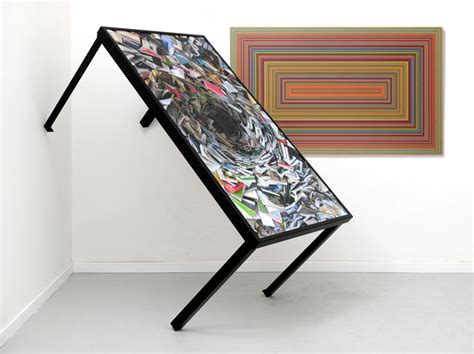design art table art is table by architects 187 retail design blog